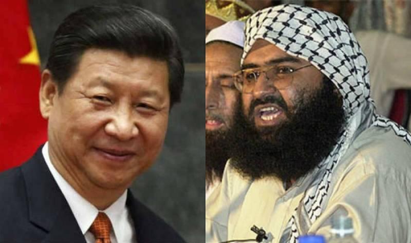 China to again block UN move to declare Masood Azhar as international terrorist