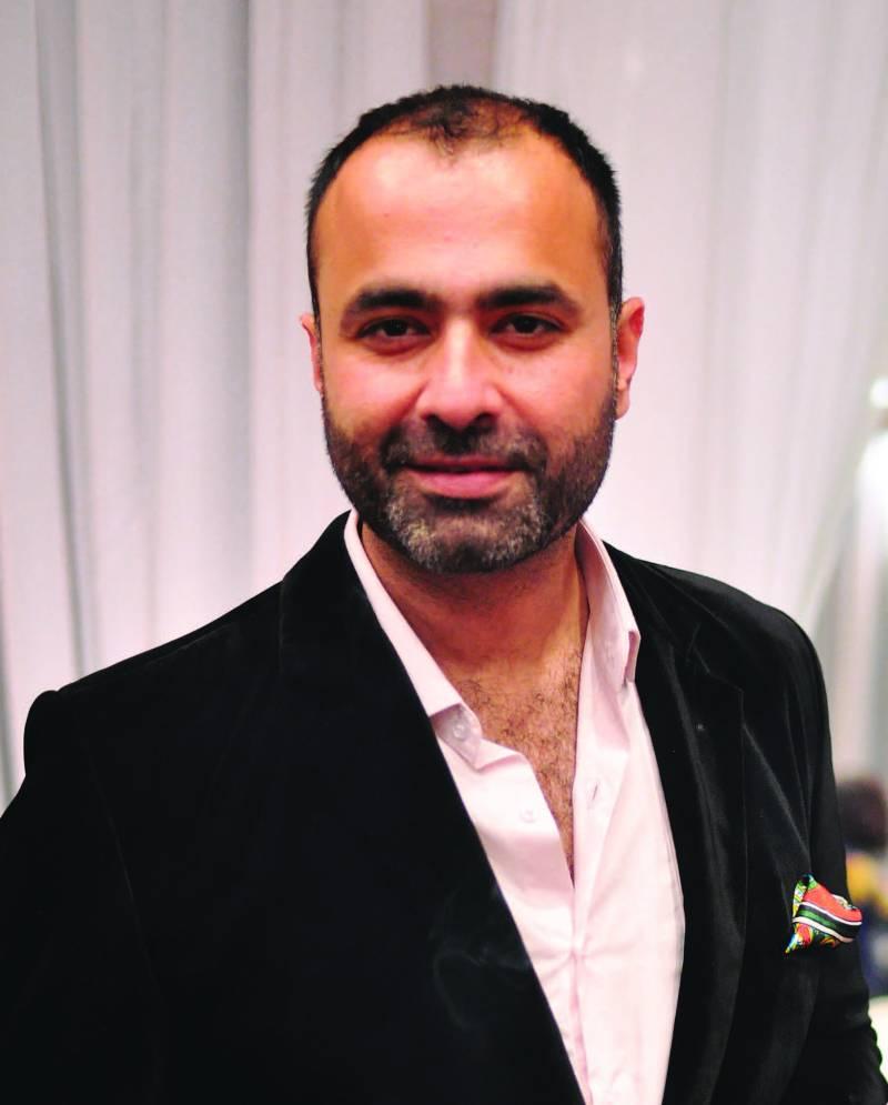 Deepak Perwani denies joining any political party