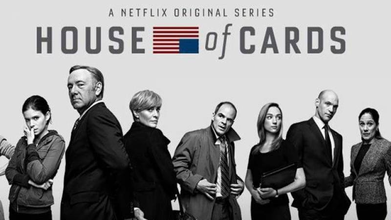 House of Cards makers to end the series after allegations against Kevin Spacey