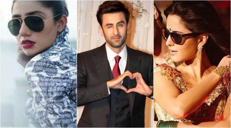 Mahira Khan wears Katrina's 'Kala Chashma' and wins millions of hearts