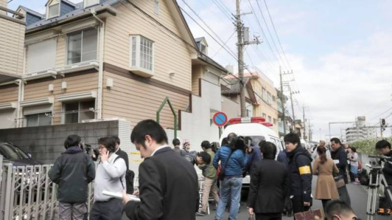 Man arrested after 9 bodies, 2 severed heads found in Tokyo flat