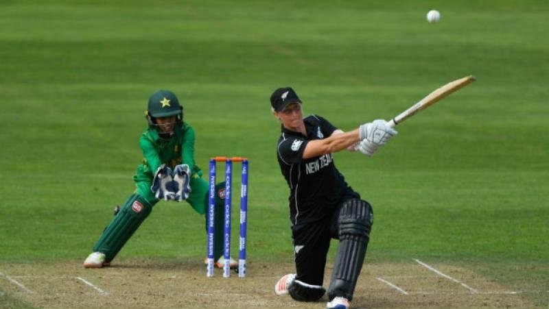 New Zealand beat Pakistan in first match of UAE ODI series