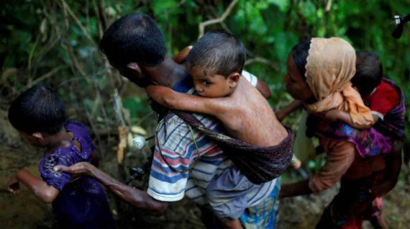UN replaces resident coordinator in Myanmar as Rohingya crisis worsens
