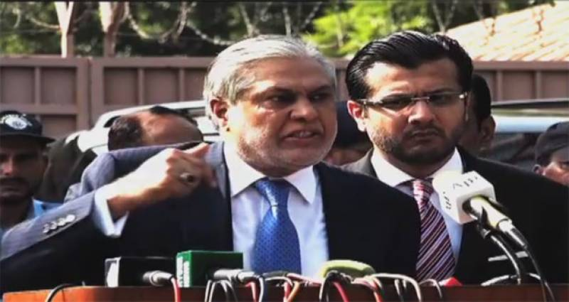 Ishaq Dar's sons summoned by accountability court in assets beyond means case
