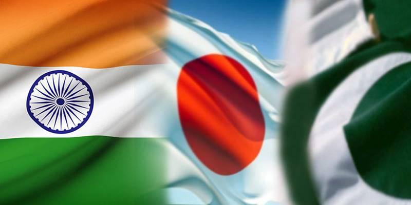 Japan's ascent erodes India-Pakistan peace
