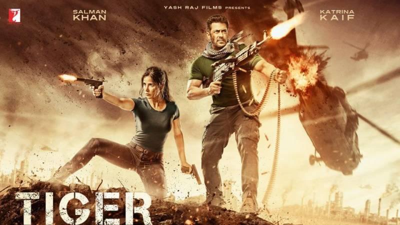 Katrina-Salman Khan pair up for sequel of Ek Tha Tiger