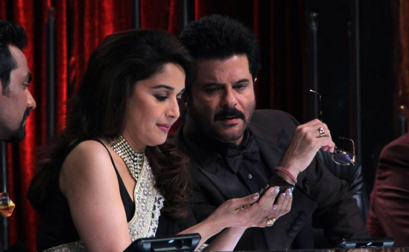 Madhuri Dixit and Anil Kapoor all set for a possible renunion?