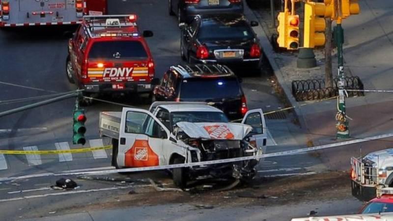 Massacre in Manhattan: 8 killed, 11 injured in New York terrorist attack