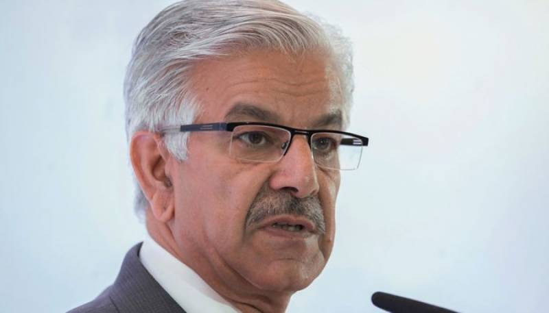 Pakistan will never compromise its national security, integrity & dignity: Khawaja Asif