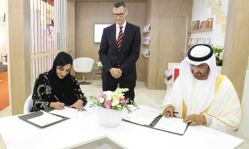 Sharjah International Book Fair: EPA, NMC ink accord to boost publishing sector