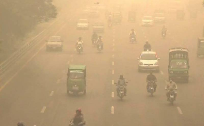 Smog to persist in plain areas of Punjab for next two weeks : Met Office