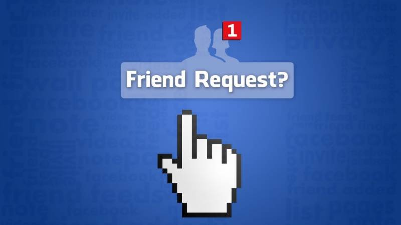 To send a friend request or not to send: Sharmeen Obaid vs The doctor