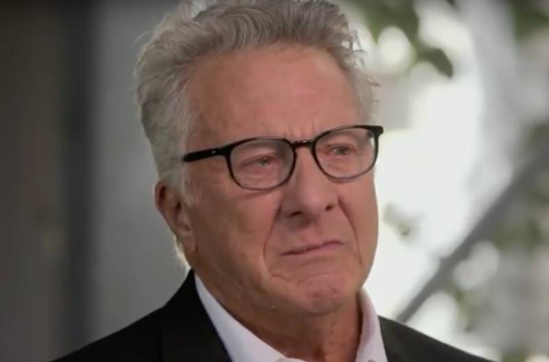 Dustin Hoffman hit with sexual harassment claims