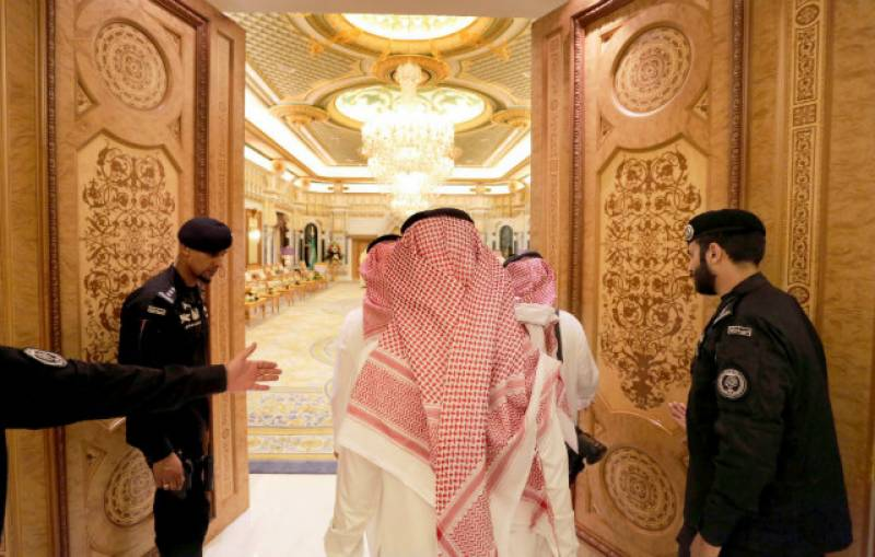 Why were 11 princes and ex-ministers arrested in Saudi crackdown?