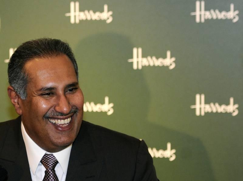 Sharifs Qatari defender Hamad bin Jassim named in Paradise Papers