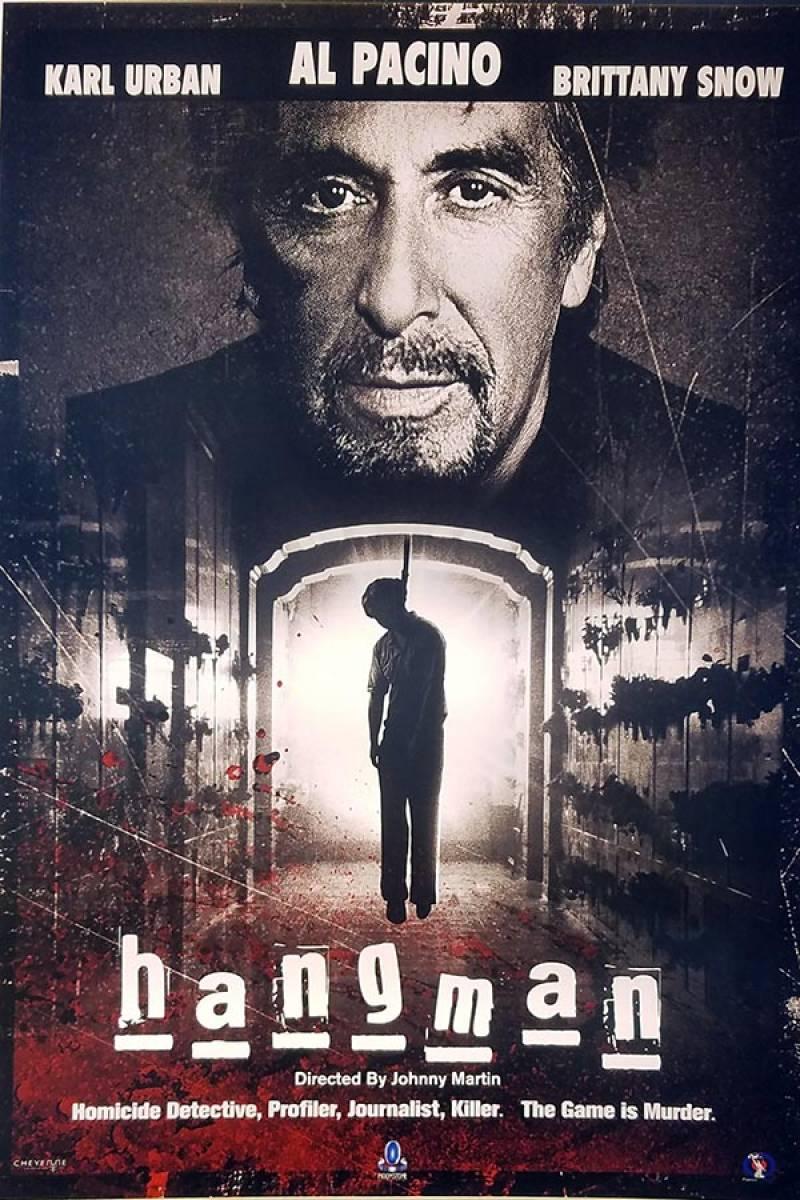 Al Pacino plays detective in Hangman