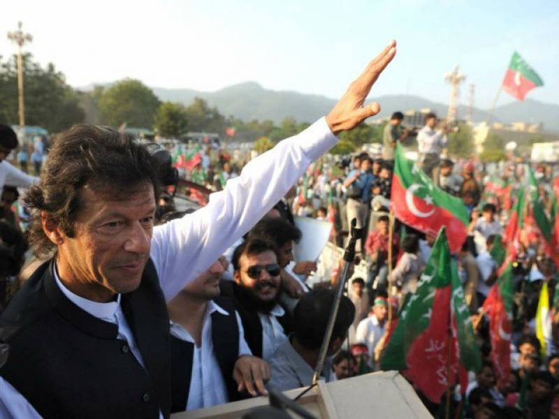 Imran reiterates demand for early General Election