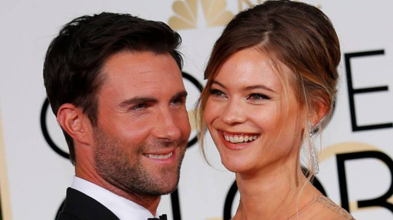 Maroon 5 singer Adam Levine and wife Behati Prinsloo are expecting their second child