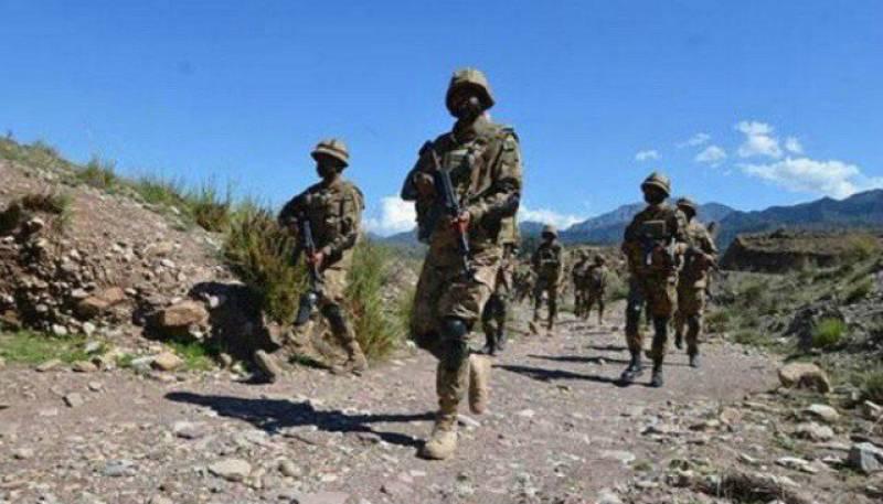 Pakistani soldier martyred, five terrorists killed in Khyber Agency ambush
