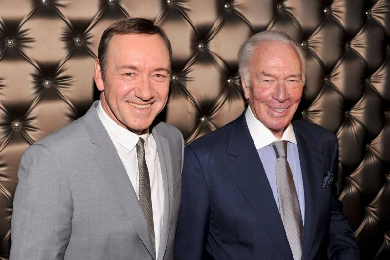 US actor Kevin Spacey erased from a completed Hollywood film