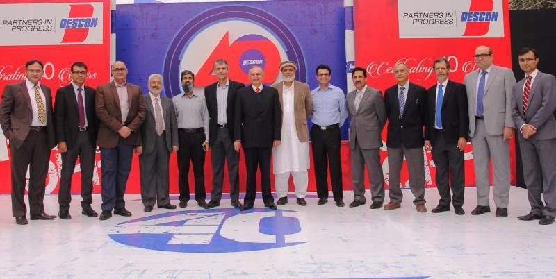 Descon kicks off 40th anniversary celebrations in Lahore
