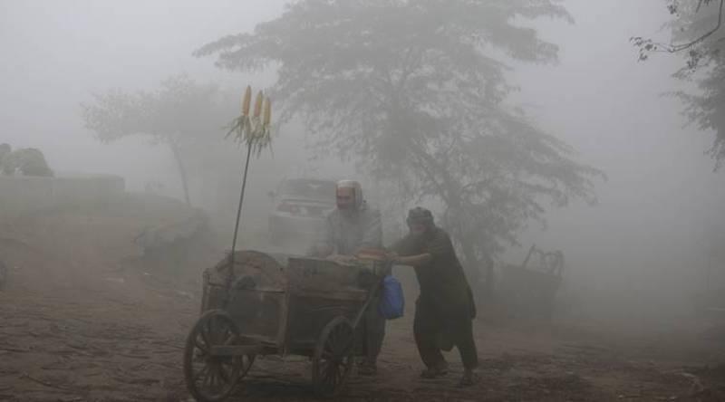 Smog crisis: Punjab govt tweets to Amarinder Singh urging ban on stubble burning