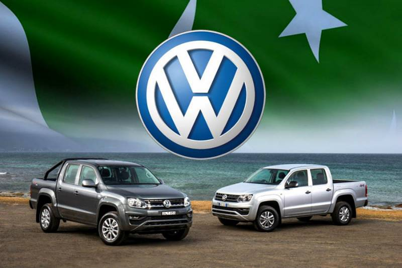Volkswagen ready to roll out multiple models in Pakistan