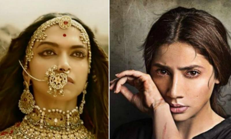 'It's sad': Deepika speaks about ban on Mahira's 'Verna'