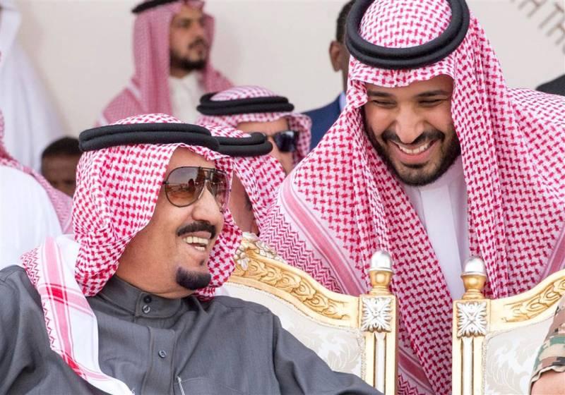 Mohammad bin Salman to become Saudi Arabia's king next week, claims British newspaper