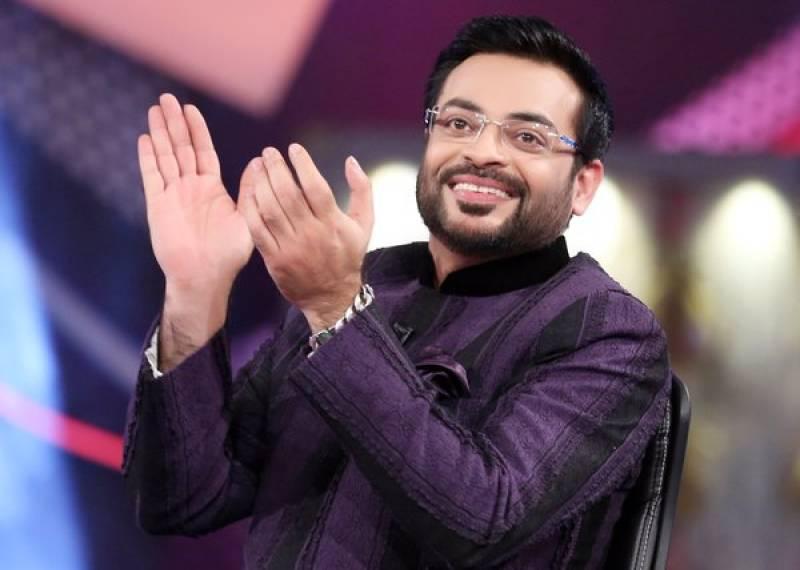 'Unpaid' Aamir Liaquat quits Bol TV again