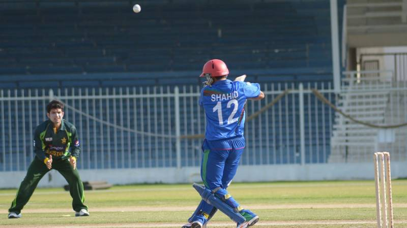Afghanistan bag maiden U19 Asia Cup title after beating Pakistan