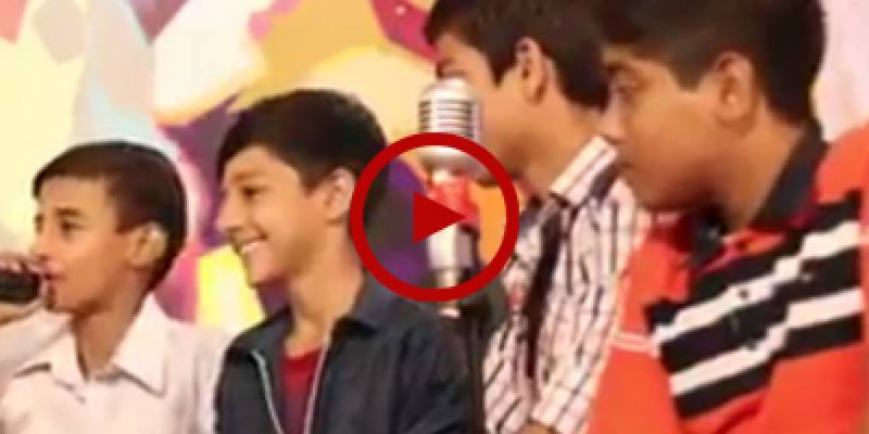 Boys's amazing beatbox will make your jaw drop