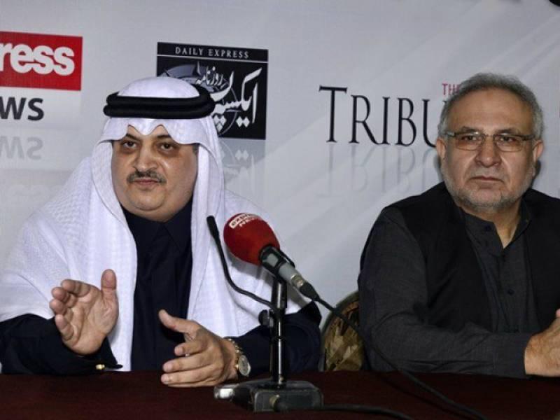 Saudi Arabia supports corruption crackdown in Pakistan