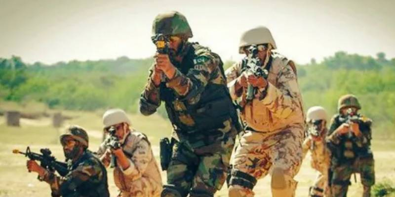 Shehab 2: Saudi forces prepare for joint military drill with Pakistani Army