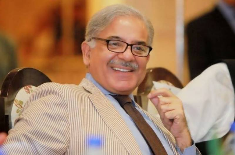 US former diplomat all praise for Punjab CM Shahbaz Sharif