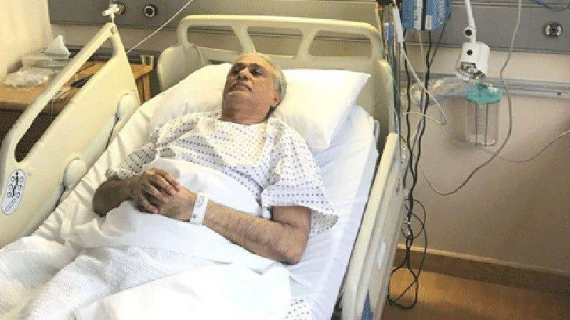 'Sick' Ishaq Dar relieved of finance ministry duties: reports