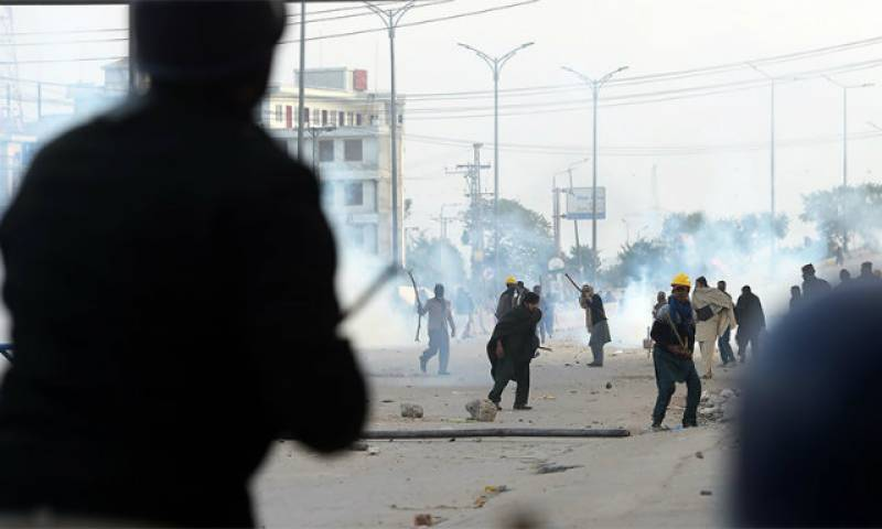 Operation at Islamabad's Faizabad interchange sparks protests across Pakistan