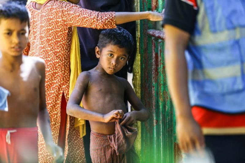 The Big Heart Foundation responds to Rohingya crisis