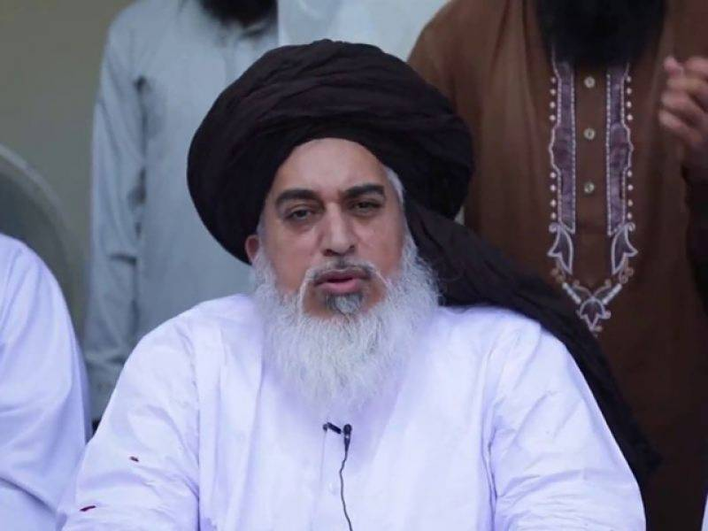 Govt agreed to few more demands besides Faizabad deal, claims Khadim Hussain Rizvi