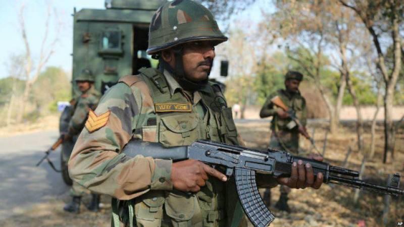 Indian soldier kills comrade in J&K camp