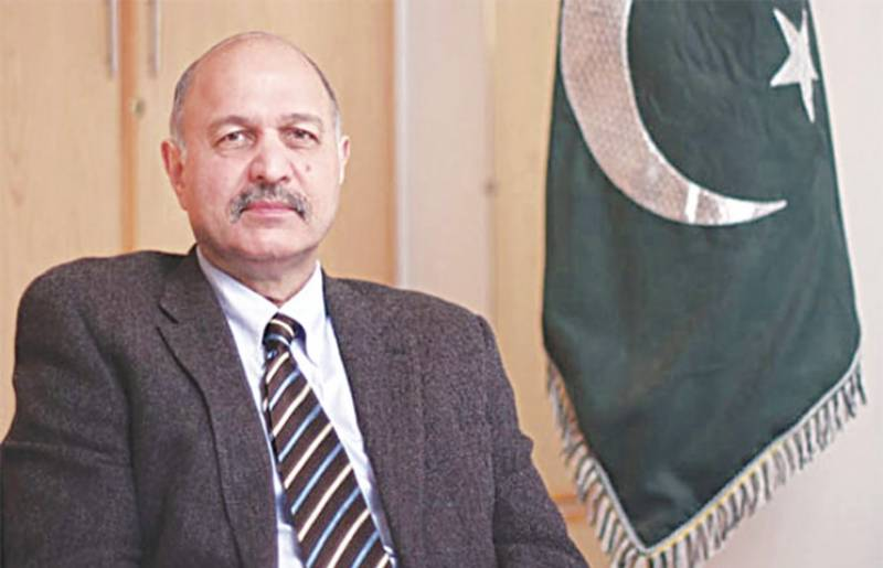 Mushahid Hussain rejects rumours China will occupy Pakistan through CPEC