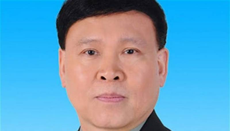 Top Chinese military official commits suicide amid corruption probe