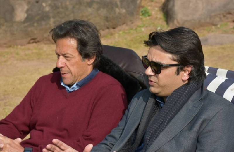 Usman Dar of PTI accused of holding a dubious degree from a dubious university