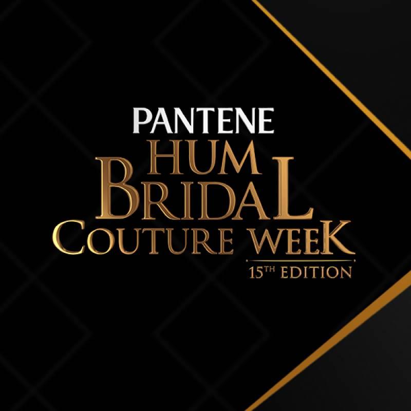 Pantene HUM Bridal Couture Week 2017 Lahore Designers revealed