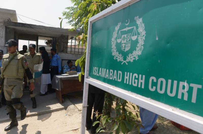 IHC suspends Article 202 of Election Act 2017