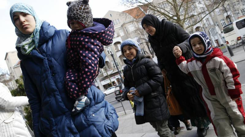 Migration Study: Muslim population in Europe to triple by 2050, even with 'zero migration'