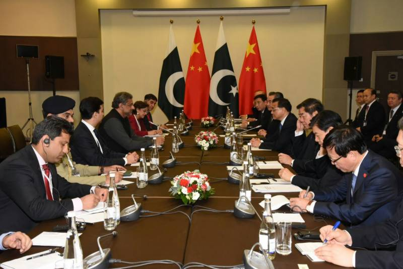 Pakistan, China agree to continue close cooperation in all areas