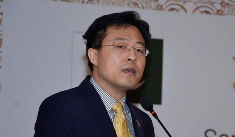 Pakistan to collect 9% of Gwadar port income (revenue), says Chinese diplomat Lijian Zhao