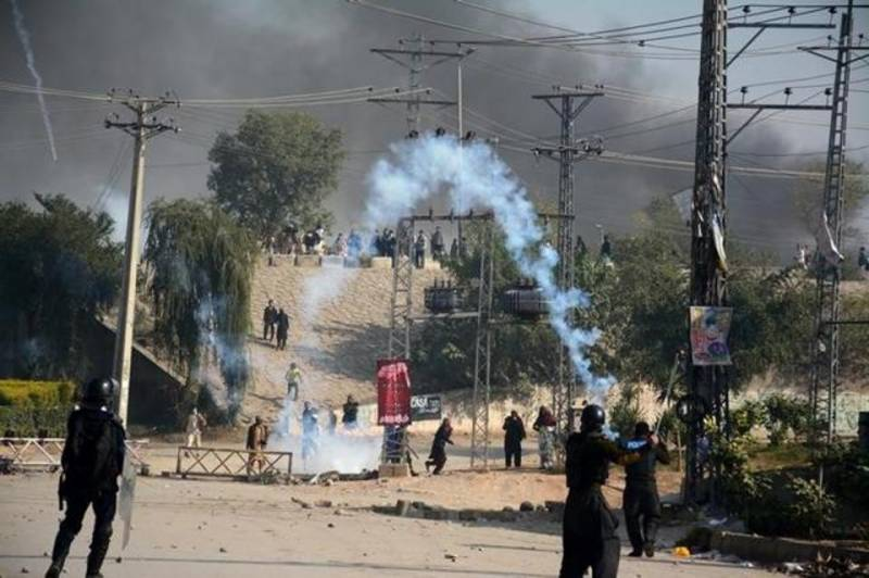 Police reveal reasons behind botched Islamabad operation against protesters