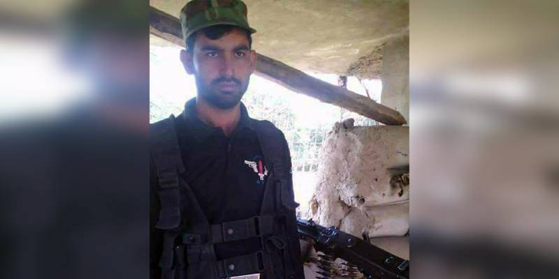 Policeman mysteriously found dead at Bannu checkpost